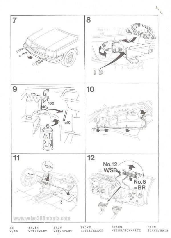 solenoid valve starter rover p5